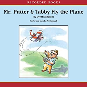 Mr. Putter and Tabby Fly the Plane Audiobook
