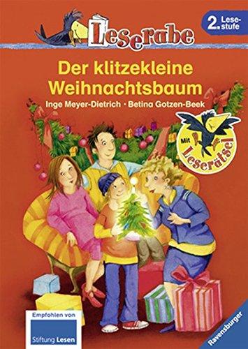 Der klitzekleine Weihnachtsbaum (Leserabe - 2. Lesestufe)