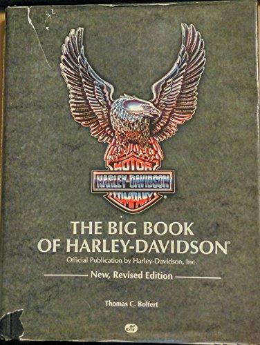 The Big Book of Harley-Davidson: Official - Catalog Harley Davidson