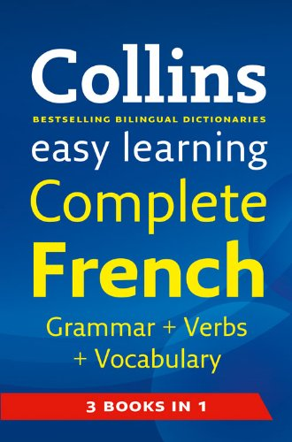 Librarika: Easy Learning French Grammar, Verbs and