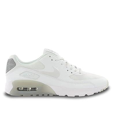 Nike W Air Max 90 Ultra Essential, Damen Sneaker, Weiß