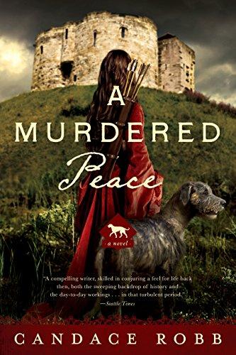 A Murdered Peace: A Kate Clifford Novel