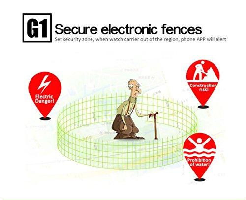 PINCHU S888A Smart Watch GPS Kid Soporte Sos WiFi Anti ...