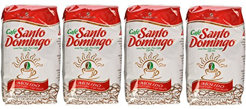 Molido Santo Domingo Coffee 4 pack