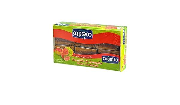 Bocadillo de Guayaba COEXITO 480g: Amazon.es: Alimentación y ...