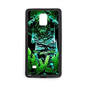 Samsung Galaxy Note 4 Cell Phone Case Black Hulk 002 VC998651