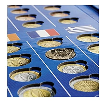 Leuchtturm 337527 Münzenalbum Presso Euro Collection Band 2