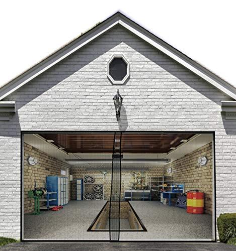 8 x 7 garage door - 1