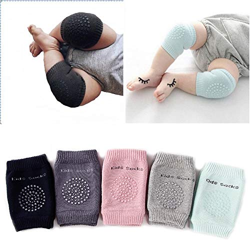 Activity & Gear Baby Gyms & Playmats Trustful Baby Kneepad Protector Pads Soft Toddler Leg Warmers Thicken Non-slip Anti-cold Dispensing Safety Crawling Elbow Well Knee