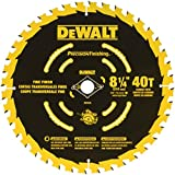 DEWALT DW3185 8-1/4-Inch 40T Precision Framing Saw Blade