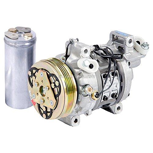 OEM AC Compressor w/A/C Drier For Isuzu Trooper Rodeo & Honda Passport - BuyAutoParts 60-87713R4 New ()