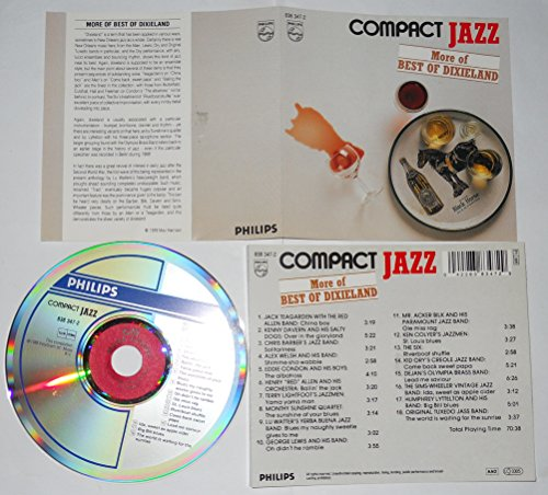Compact Jazz: Best of Dixieland