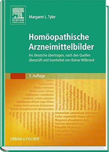 Homöopathische Arzneimittelbilder: Amazon.es: Margaret L. Tyler, Rainer Wilbrand: Libros en idiomas extranjeros
