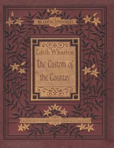 Download The Custom of the Country PDF