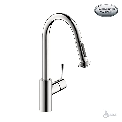Hansgrohe Talis S 2-Spray Prep Kitchen Faucet