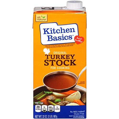Kitchen Basics Original Turkey Stock, 32 ()