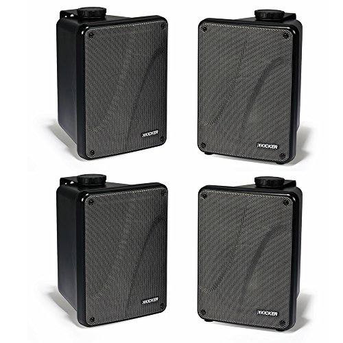 11kb6000b black speaker 4 speakers
