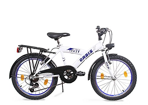 20 Zoll Kinder City Fahrrad Bike Rad Kinderfahrrad Citybike Cityfahrrad Crazy