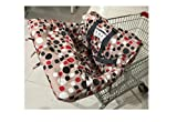 2 in 1 Shopping Cart and High Chair Cover - Folds into Pouch