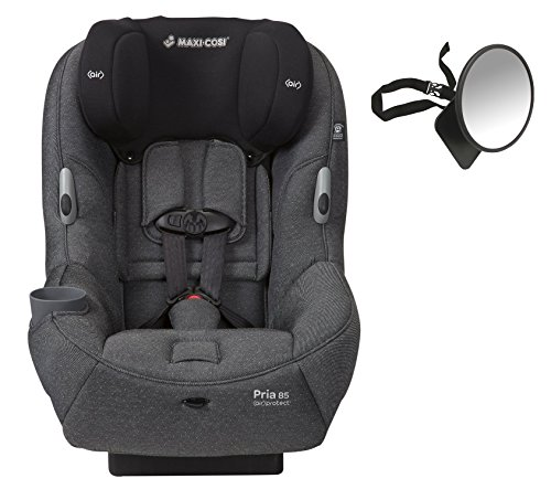 Maxi-Cosi Pria 85 Special Edition Convertible Car Seat Sparkling Grey with BONUS Back Seat Mirror