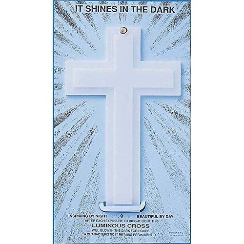 (Glow in the Dark Luminescent White Hanging Wall)