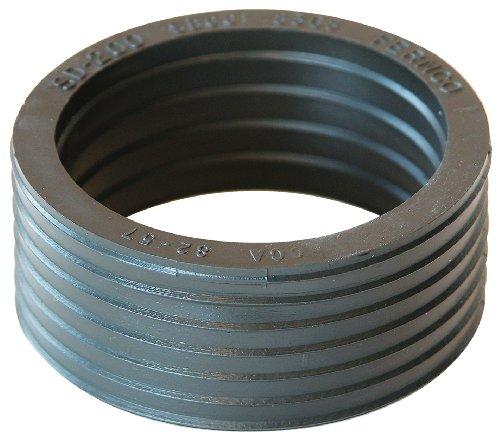 Fernco Inc. PSD-200 2-Inch Shower Drain Gasket Eljer Cast Iron Sink