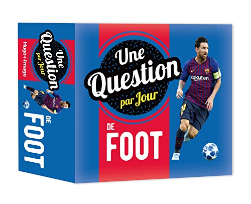 Une question de foot par jour