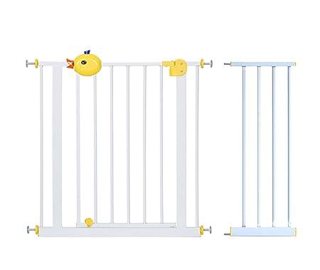 Valla Para Perros Puerta De Seguridad Para Mascotas Peldaño De Perro De Interior Barandilla Puerta De Seguridad De La Puerta De Protección (Tamaño