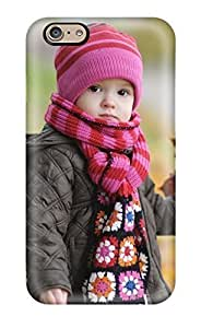 Durable Case For The Iphone 6- Eco-friendly Retail Packaging(playing With Autumn Leaves Photography Child People Photography)