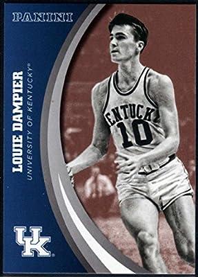 MultiSport MultiSport 2016 Panini Kentucky Wildcats #22 Louie Dampier