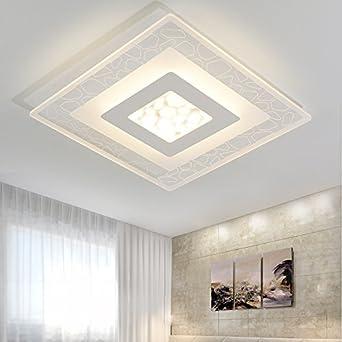 XQK Moderne Deckenleuchte Wohnzimmer Lampe modernen minimalistischen ...