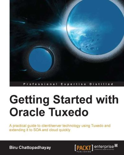 Getting Started with Oracle Tuxedo Pdf