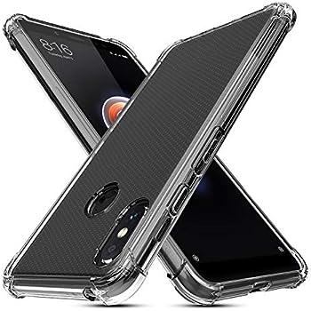 Amazon.com: KAPAVER® Xiaomi Redmi Note 5 Pro Back Cover Case ...