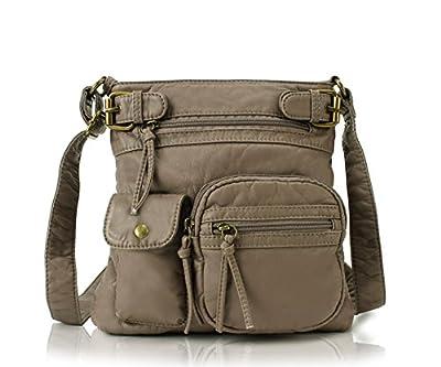 Scarleton Accent Top Belt Crossbody Bag H1833