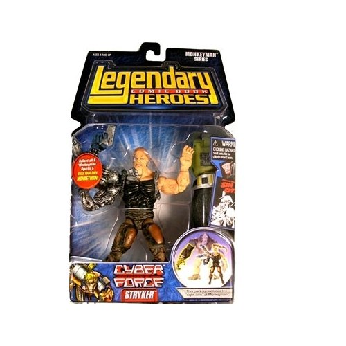 legendary heroes figure - 8