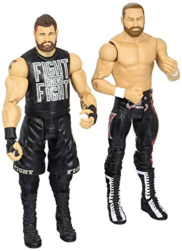 Action Figure Two Pack - WWE Sami Zayne & Kevin Owens Action Figure (2 Pack)