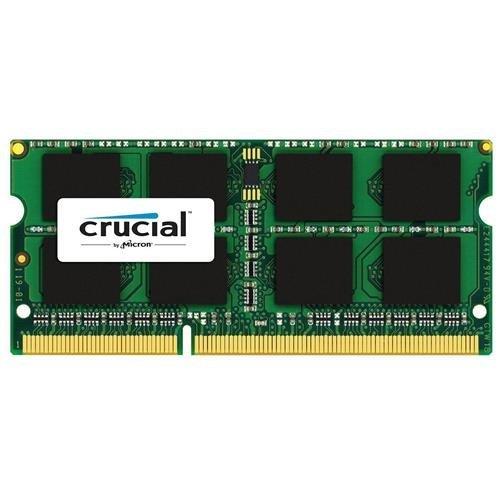 Crucial 8GB, 204-pin SODIMM, DDR3 PC3-14900, (Renewed) -  CT8G3S186DM-cr