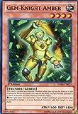 xyz gem knight - Yu-Gi-Oh! - Gem-Knight Amber (HA06-EN033) - Hidden Arsenal 6: Omega Xyz - 1st Edition - Super Rare