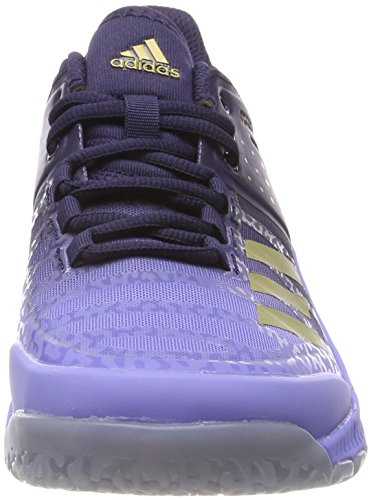 Femme Mt Crazyflight Chapur Chaussures adidas Nobink Volleyball X Violet Gold de W YadTxxnqv6
