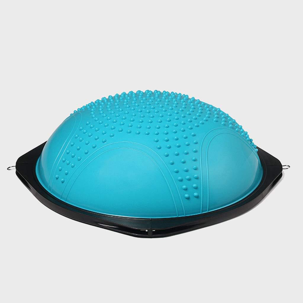 Yoga Ball, Bola Pilates Balance Hemisphäre Turnhalle Sport Gewichtsverlust explosionsgeschützte 4 Farben