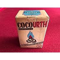 Hookah Natural Coconut Charcoal 72 Pieces Cube Coco Urth 1 Kilo Shisha Coal
