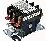 3 Poles Contactor, 50 Amps, 110 / 120V
