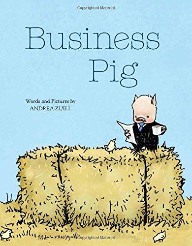 Business Pig - Sterling Pig