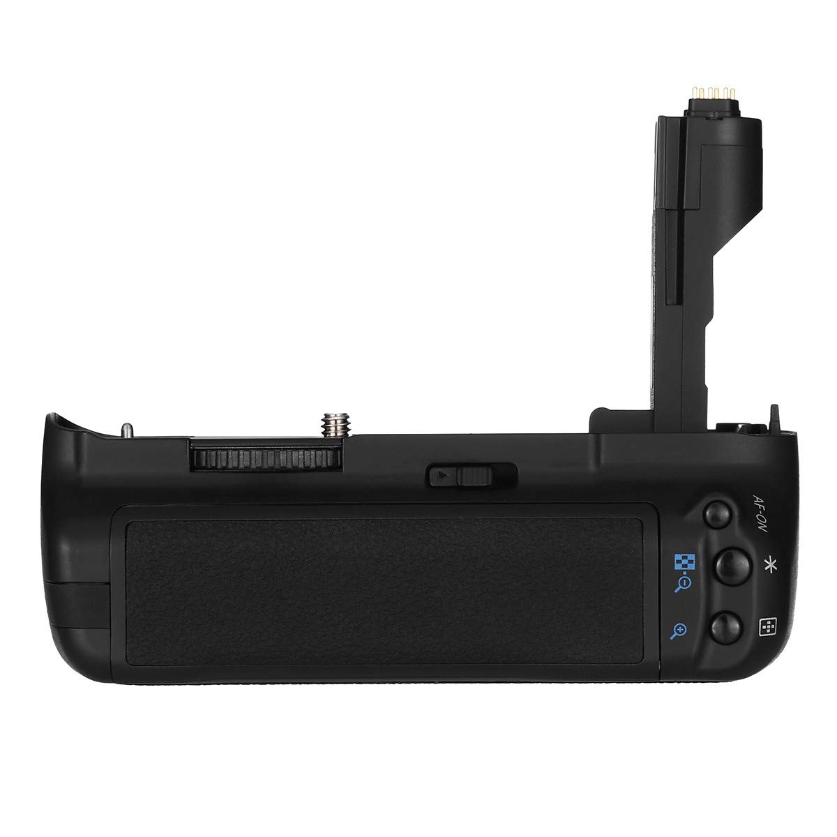 Powerextra BG-E7 Battery Grip + AA-Size Battery Holder for Canon EOS 7D Digital SLR Camera Work with LP-E6 or 6 AA-Size Battery