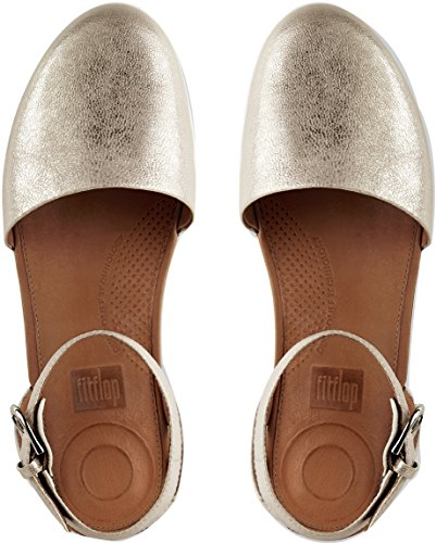 Picture of FitFlop Womens Cova Closed Toe Sandals