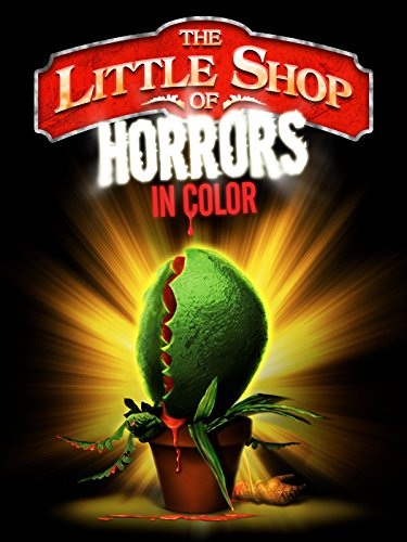 Classic Black And White Halloween Movies - Little Shop of Horrors (in