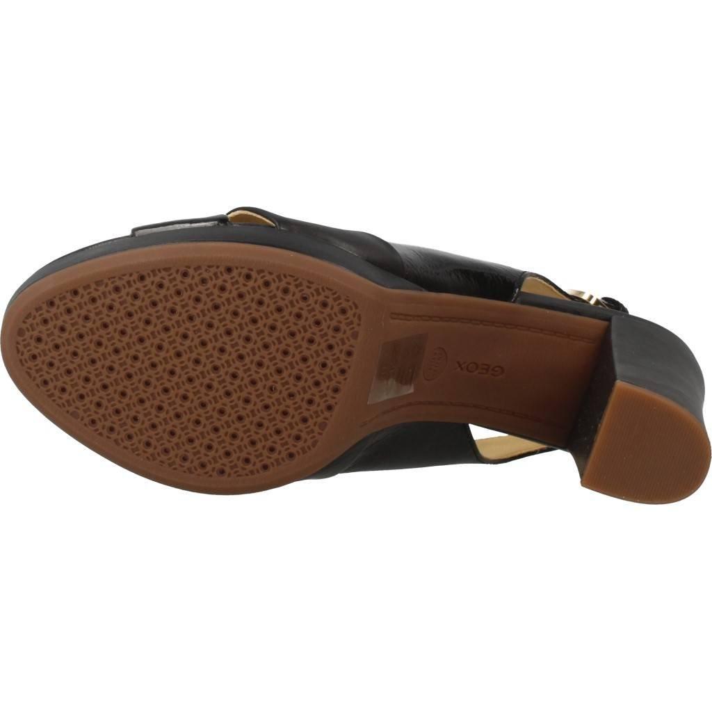 Geox Scarpe Tacco Alto, Alto, Alto, colore Nero, Marca, Modello Scarpe Tacco Alto D MAUVELLE Nero 5183d6