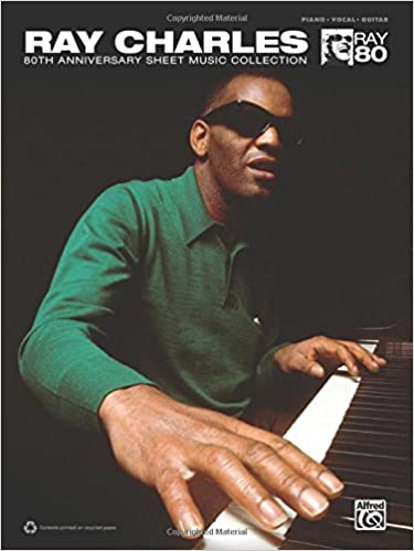 The Ray Charles 80th Anniversary Sheet Music Collection Piano Vocal Guitar Charles Ray 9780739078198 Amazon Com Books