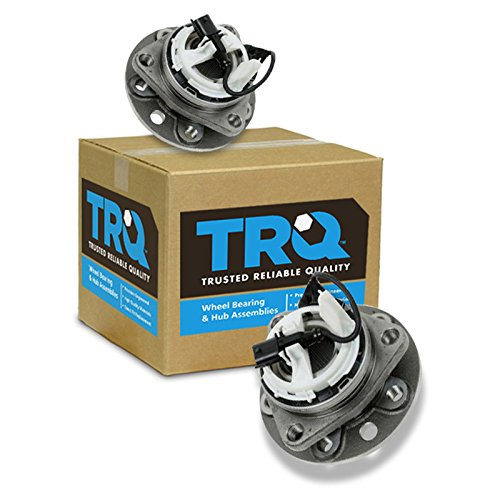 TRQ Wheel Hub & Bearing Front Left LH & Right RH Pair for sale  Delivered anywhere in USA