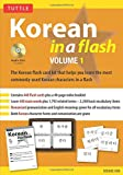 Korean in a Flash Kit Volume 1 (In a Flash (Tuttle))